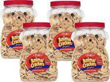 Stauffer's Original Animal Crackers 24 oz. Bear Jug 4- Pack