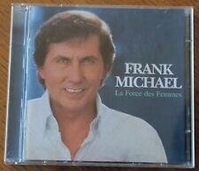 Frank Michael, la force des femmes, CD + DVD Karaoké