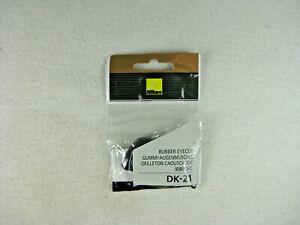 Nikon DK-21 Rubber Eyecup f/ Select Nikon DSLR's, New