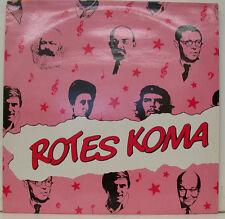 """ROSSA COMA MUSICALE GRATIS CHE AGISCONO NEUKÖLLN GÜLDNER KURBJUHN 12"""" LP (j314)"""