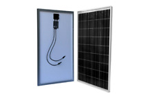 Solar Panel Off-Grid Polycrystalline 100-Watt for 24/48-Volt Battery Charging