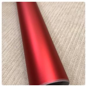 RED Carbon Fibre matte Gloss Vinyl Wrap Car (Air/Bubble Free) All Colours