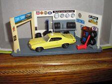 Very Nice Custom RARE WELLY 1970 '70 Buick GSX Yellow Free Shipping