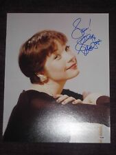 SHIRLEY MacLAINE Signed 16 x 20 PHOTO with PSA COA