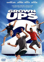 Grown Ups 2 (DVD) DISC & ARTWORK ONLY NO CASE UNUSED CONDITION SHIPS FAST