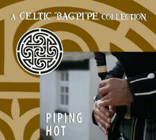 Various Artists : Piping Hot: A Celtic Bagpipe Collection CD (2014) ***NEW***