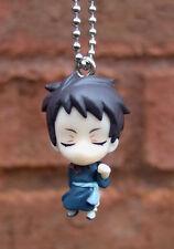 Black Butler Lau Ball Key Chain Kuroshitsuji SD Anime Figure Collectable NEW