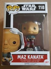 Star Wars Force Réveille-MAZ Kanata no verres Funko POP! Vinyl Figure #118