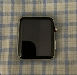 Apple Watch Series 1 (38mm), Needs Repair or Use For Parts, No Wristband