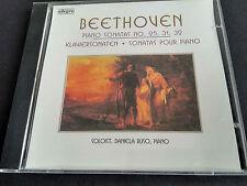 CD Beethoven-Piano Sonatas No. 25. 31. 32. - pianoforte SONATE-Sonatas pour piano