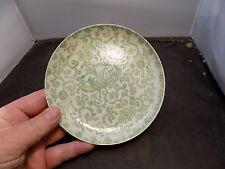antique asian porcelain plate