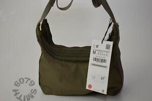BNWT Zara Khaki Mini Crossbody Bag