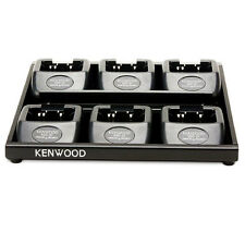 Kenwood OEM KMB-28 6 Unit Charger Adapter for the KSC-35