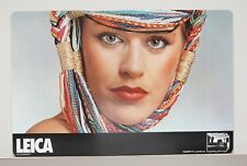 """Leica R Two-Sided Advertising Sign for 90mm & 180mm lenses 23x15""""  #42250"""