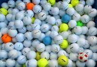 50 Golf Balls 4A 5A Callaway Bridgestone Maxfli Titleist Noodle Wilson TopFlite