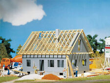 Faller 130303 Einfamilienhaus im Bau H0 Faller Bausatz Baustelle Neu