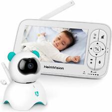 "5"" HD Digital Funk Babyphone mit..."