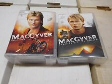 MacGyver Series Seasons 1 2 3 4 5 6 7 + Tv Movies Complete Dvd Box Sets