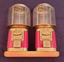 T PICO INTERNATIONAL VINTAGE GUMBALL MACHINES WORK WELL RARE