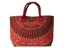 New Women Handbag Shoulder Bags Tote Purse Indian Mandala Hobo Bag Satchel Carry