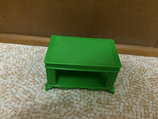 Barbie Doll My Scene Chelsea Style Room Playset Getting Ready Green Coffee Table