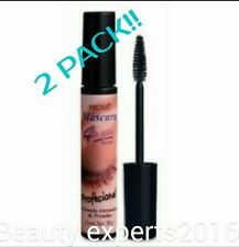 2 PACK!! longer Thicker Eyelashes Mascara  Profesional Prosa 4 In 1 100% Natural