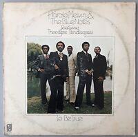 Harold Melvin & The Blue Notes - To Be True (1975) Vinyl LP KZ33148