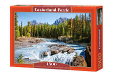 Castorland C-150762 Puzzle Athabasca River Jasper National Park Kanada 1500Teile