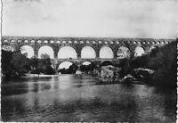 Postcard France Nimes (Gard) - Le Pont du Gard 1940s