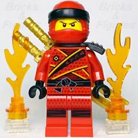 New Ninjago LEGO® Kai Sons of Garmadon Red Fire Ninja Minifigure 891842 Genuine