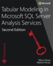 TABULAR MODELING IN MICROSOFT SQL SERVER ANALYSIS SERVICES - RUSSO, MARCO/ FERRA