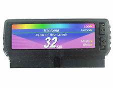 DOM 32MB Transcend Disk On Module Industrial IDE Flash 40 Pins