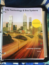 Information Systems and Business Technology