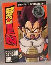Dragonball Z Season 1 DVD Box Set ~ Brand New, Factory Sealed