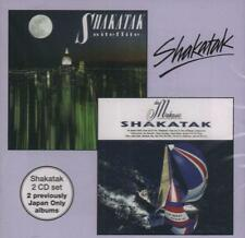Shakatak(2CD Album)Da Makani + Nitelife-Secret-SECDD136-UK-2016-New