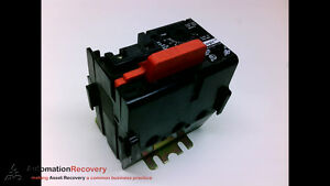 SQUARE D 9065SS120 SERIES B RELAY, 600VAC, 3PHASE, 50/60HZ, 9-27AMPS, #205234