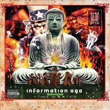 Information Age [Deluxe Edition] [PA] [Digipak] by Dead Prez (CD, 2013)