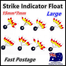 48X Like Fishing Strike Indicator Floats Large 15mm*7mm Float Stopper Free Post