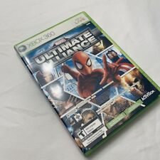 Marvel: Ultimate Alliance (Microsoft Xbox 360, 2006) Tested
