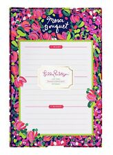LILLY PULITZER - List Pad (60 sheets) - Wild Confetti