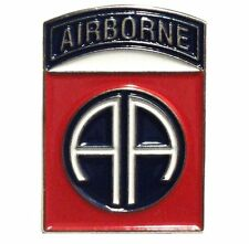82nd Airborne Divisione STATI UNITI ARMY USA Fanteria SMALTO MILITARE DISTINTIVO