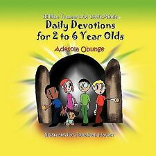 Daily Devotions for 2 to 6 Year Olds: Hidden Treasure for Little Minds (R) (Pape