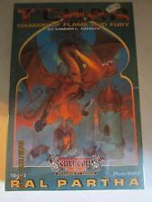 RAL Partha Dragon of Flame and Fury avventura personaggio OVP NEW nr:10-463