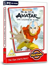 Avatar The Legend of AANG (Airbender) (PC CD) New & Sealed , Free US Shipping
