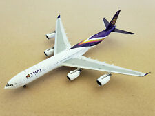 1:400 Phoenix Airbus A340-500 Thai Airways HS-TLA PH411545