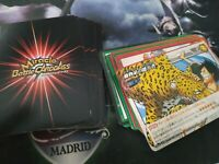 Gran lote Cartas cards One Piece Miracle Battle Carddass