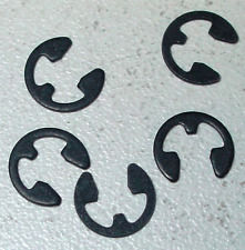 "Imperial E-Clip Retainers - Pack of 25 (To Fit 1/4"" Shaft)"