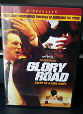 Glory Road (DVD,2006) Widescreen Jon Voight Joshua Lucas
