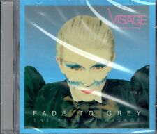 CD - VISAGE - Fade to grey - The best of