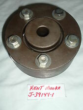 "Kent Moore J-39144-1 Brake Lathe Rotor Adapter For 1"" Lathe Arbor - Usa Made"